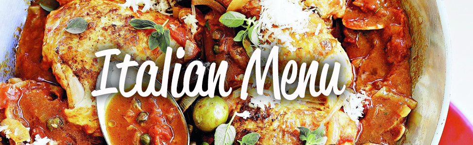 italian header